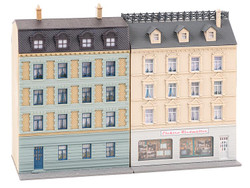 Faller Apartment Building w/Electrical Shop Kit FA232379 N Scale