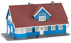 Faller Swedish Village Shop Kit FA130660 HO Gauge