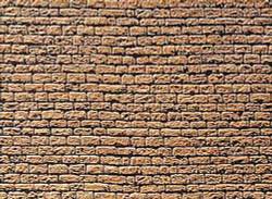 FALLER Lime Stone Wall Card 250x125mm HO Gauge 170620