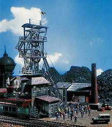 FALLER Marienschacht Coal Mine w/ Headgear I HO Gauge 130945