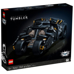 LEGO 76240 DC Batman Batmobile Tumbler 2049pcs Age 18+