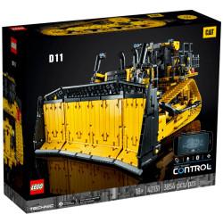 LEGO Technic 42131 App-Controlled Cat D11T Bulldozer 3854pcs Age 18+