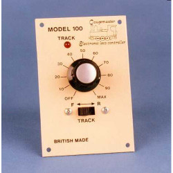 GAUGEMASTER Single Track Panel Mounted Controller for G Scale GMC-100LGB