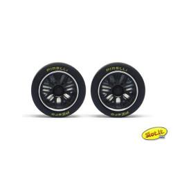SLOT.IT Wheel Inserts 911 GT1 Type For PA18/19/38 (4) SIPA60