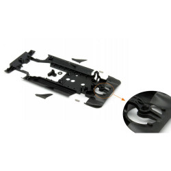 SLOT.IT R18 Chassis AW Compatible EVO6 SICS24T-60C