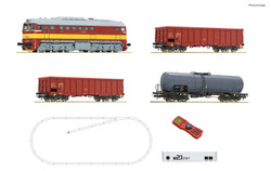 Roco CSD T679.1 Diesel Freight Starter Set IV (DCC-Fitted) RC51332 HO Gauge