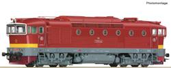 Roco CSD T478.3 Diesel Locomotive IV (DCC-Sound) RC72947 HO Gauge
