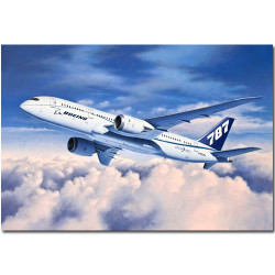 REVELL Boeing 787-8 Dreamliner 1:144 Aircraft Model Kit - 04261
