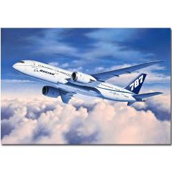 REVELL Boeing 787-8 Dreamliner 1:144 Aircraft Model Kit - 04261