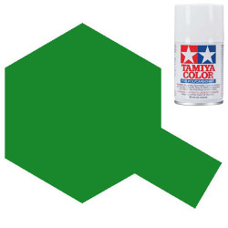 TAMIYA PS-17 Metallic Green Polycarbonate Spray Paint 100ml Lexan RC Car Body