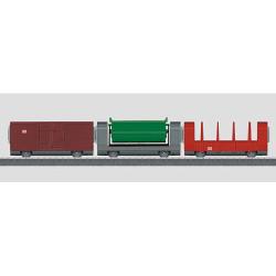 MARKLIN my world Wagon Set (3) HO Gauge MN44100