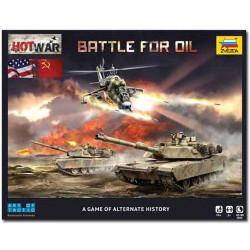 ZVEZDA 7410 Hot War Battle for Oil Game 1:100 1:72