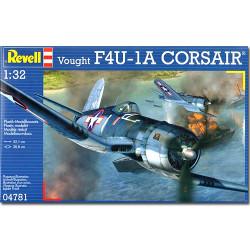 REVELL Vought F4U-1D Corsair 1:32 Aircraft Model Kit - 04781