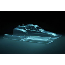 TAMIYA 9805020  Clear Body with Wing 1:10 for 58045 - RC Car Spares