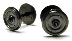 HORNBY R8264 14.1mm 2 Hole Coach Wheels (Pk 10)