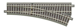 Roco Geoline Right Hand Turnout 22.5 Degree 200mm HO Gauge RC61141