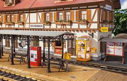 Pola Station Accessories Kit G Gauge PO331745