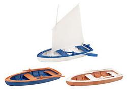 Pola Boats (3) Kit G Gauge PO333150