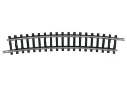 Minitrix Curved Track Radius 4 15 Degree N Gauge 14927