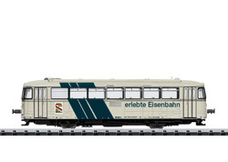 Minitrix DB VT968 668-0 Diesel Railcar IV (DCC-Fitted) N Gauge 16983