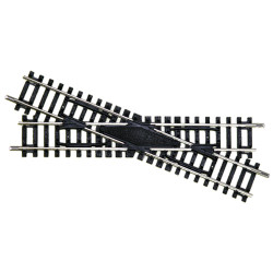 HORNBY Track Single 1x R615 Diamond Crossing RH