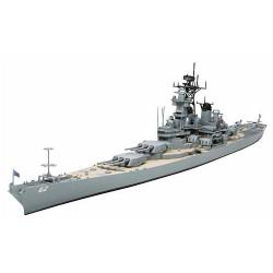 TAMIYA 31614 US BB62 Navy Battleship New Jersey 1:700 Ship Model Kit