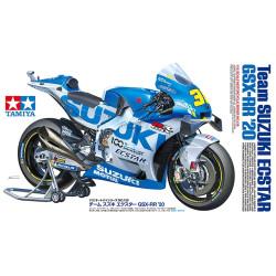 Tamiya 14139 Team Suzuki Ecstar GSX-RR20 Kit 1:12 Model Bike Assembly Kit