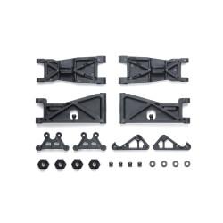 Tamiya RC 51675 TD-4  D Parts, Suspension Arms x 2 1:10 RC Spares/Hop-Ups