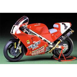 TAMIYA 14063 Ducati 888 Superbike Bike Model Kit 1:12