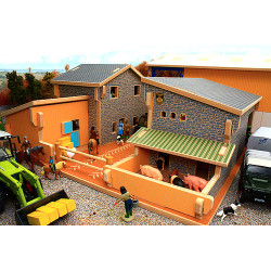 BRUSHWOOD BT8860 My Third Farm Play Set - 1:32 Farm Toys
