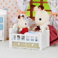 Chocolate Rabbit Baby Set - SYLVANIAN Families Figures 5017