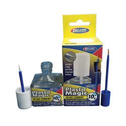 Deluxe Materials Plastic Magic 10 Second Cement 40ml