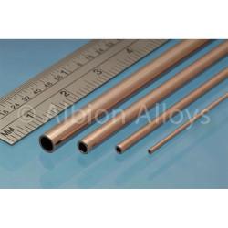 Albion Alloys CT2M Copper Tube 2 x 0.45mm