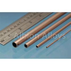 Albion Alloys CT4M Copper Tube 4 x 0.45mm