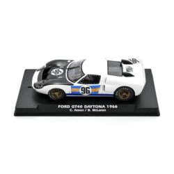 Fly Car 1:32 Slot Car FLYA2014 Ford GT40 Daytona 1966 Amon/McLaren
