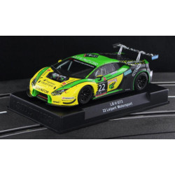 Racer Sideways 1:32 Slot Car RCSWCAR01I Lamborghini Huracan GT3 Leipert
