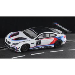 Racer Sideways 1:32 Slot Car RCSWCAR03A BMW M6 GT3 M Power