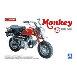 Aoshima 06167 Honda Monkey Z50J-I 1:12 Plastic Model Motorcycle Kit