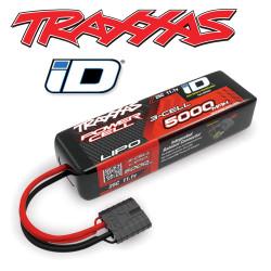 Traxxas 5000mAh 11.1v 3S 25C LiPo iD Power Cell RC Car Battery 2832X