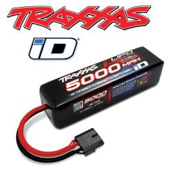 Traxxas 5000mAh 14.8v 4S 25C LiPo iD Power Cell RC Car Battery 2889X