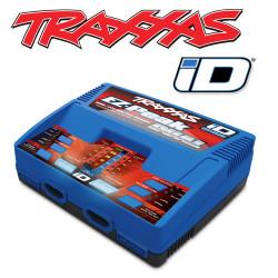 Traxxas EZ-Peak Dual 100W NiMH/LiPo iD Power Cell RC Car Battery Charger 2972TX