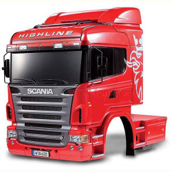 TAMIYA RC 56514 Scania R620 6x4 HighlineTruck Body Parts Set 1:14