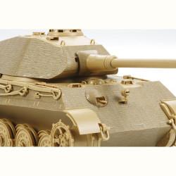 TAMIYA 12649 King Tiger Porsche Zim Coating Sheet 1:35 Military Model Kit