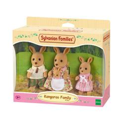 Springer Kangaroo Family Uk - SYLVANIAN Families Figures 4766