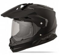 Fly Racing Trekker -Matte Black-