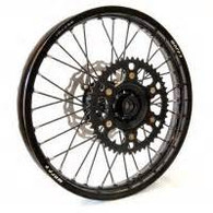 Warp 9  Wheelset -Suzuki- Includes front and Rear
