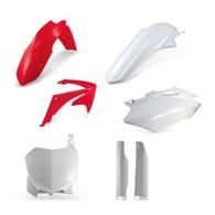 CRF250R:10-13 CRF450R:09-12 Full Plastic Kit