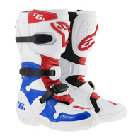 Alpinestars Tech 6S Boot -Red/White/Blue-