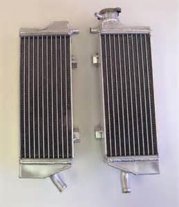 Warp 9 Kawasaki Radiator