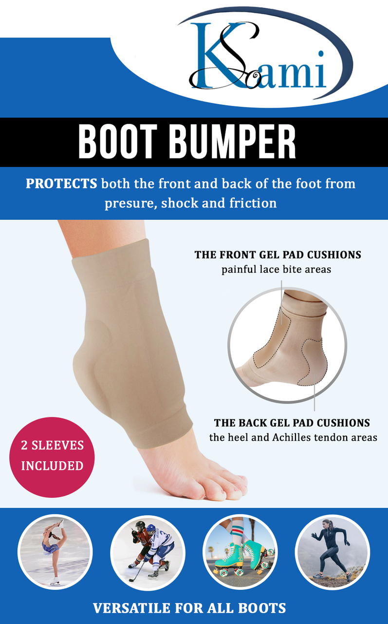 Kami-So Boot Bumper 2 Sleeves Included